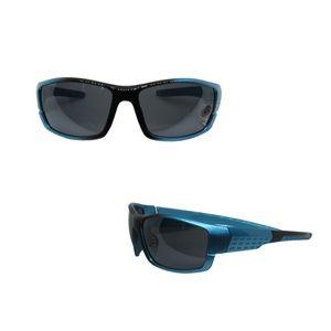Eason Men's Sporty Wrap UV 400 Fashion Sunglasses